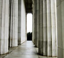 Lincoln Memorial by Bine