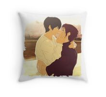 Our little universe... Throw Pillow