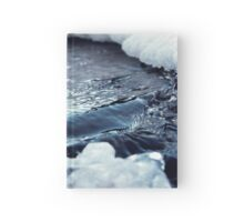 winter Hardcover Journal