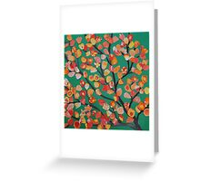 Blossom - Year 3 2016 Greeting Card