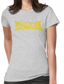 Die Hard Hooligans Womens Fitted T-Shirt