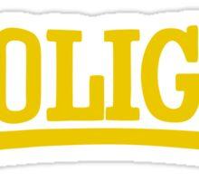Die Hard Hooligans Sticker