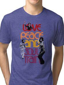Soul Train Tri-blend T-Shirt