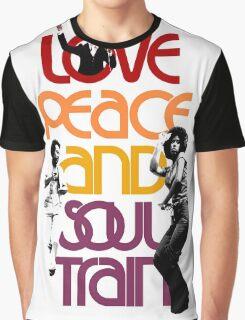 Soul Train Graphic T-Shirt
