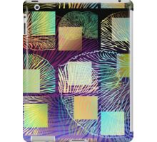 Black mushroom tall iPad Case/Skin