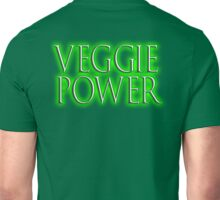 Vegetarian, VEGGIE, Veggie Power, Vegetarianism, Vegan, Vegetables Unisex T-Shirt