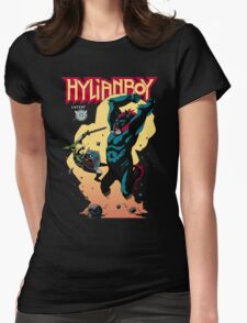 Hylianboy Womens Fitted T-Shirt