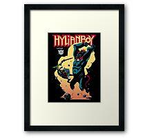 Hylianboy Framed Print