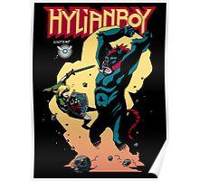 Hylianboy Poster