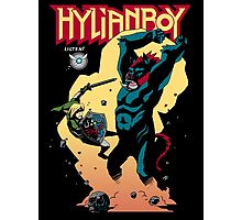 Hylianboy Photographic Print