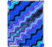 Blue Tranquil Waves iPad Case/Skin