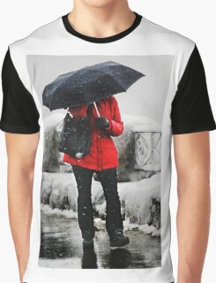 The Red Coat Graphic T-Shirt