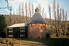 Oast House, New Norfolk, Tasmania—KODACHROME 64 by Brett Rogers