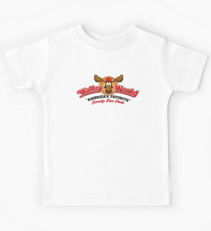 WALLEY WORLD - NATIONAL LAMPOONS VACATION (1) Kids Tee