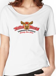 WALLEY WORLD - NATIONAL LAMPOONS VACATION (1) Women's Relaxed Fit T-Shirt