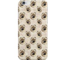Chow Chow vintage spot design iPhone Case/Skin