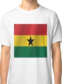 Ghana flag Classic T-Shirt