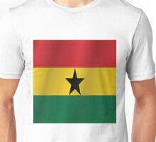 Ghana flag Unisex T-Shirt