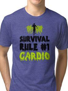 Survival Cardio Tri-blend T-Shirt