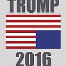Trump 2016 by Diabolical
