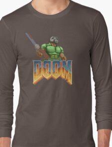 DOOM SPACE MARINE (1) Long Sleeve T-Shirt