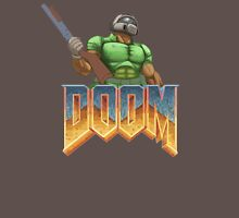 DOOM SPACE MARINE (1) Unisex T-Shirt