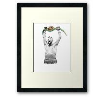Tony Bellew Everton's World Champion (T-shirt, Phone Case & more) Framed Print
