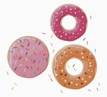 Donuts pattern 002 Kids Tee