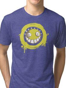 Junkrat Smiley Tri-blend T-Shirt