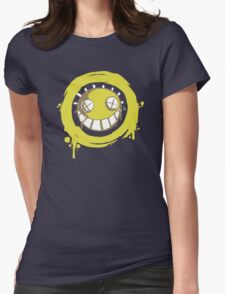 Junkrat Smiley Womens Fitted T-Shirt