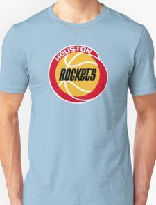 HOUSTON ROCKETS BASKETBALL RETRO Unisex T-Shirt