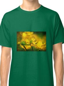 Yellow flowers Classic T-Shirt