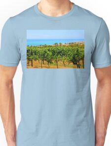 Bellarine vineyards Unisex T-Shirt