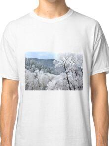 Winter Beauty Classic T-Shirt