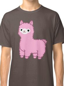 Pink Alpaca Classic T-Shirt