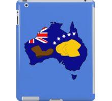 SIMPSONS VS AUSTRALIA iPad Case/Skin