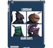 BROS OF LORDRAN iPad Case/Skin