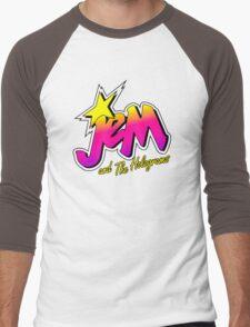 JEM AND THE HOLOGRAMS Men's Baseball ¾ T-Shirt