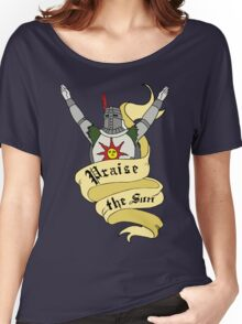 PRAISE THE SUN - BROS OF LORDRAN Women's Relaxed Fit T-Shirt