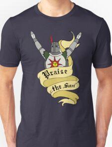PRAISE THE SUN - BROS OF LORDRAN Unisex T-Shirt