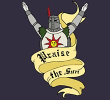 PRAISE THE SUN - BROS OF LORDRAN Unisex T-Shirt