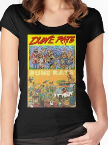 Dune Rats Women's Fitted Scoop T-Shirt