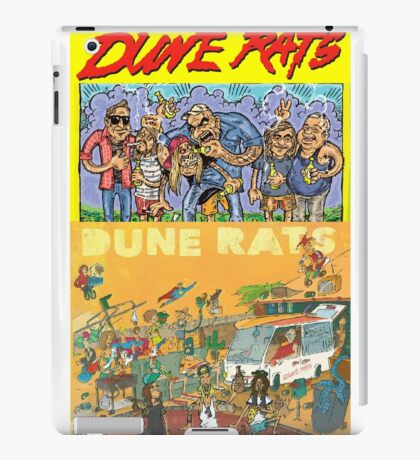 Dune Rats iPad Case/Skin