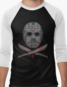 Friday the 13th Men's Baseball ¾ T-Shirt