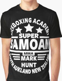 Mark Hunt, Super Samoan Graphic T-Shirt