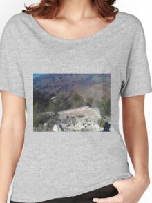 Looking Down On Grand Women's Relaxed Fit T-Shirt