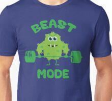 Beast Mode (Deadlifting Monster, Green) Unisex T-Shirt