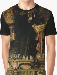 Clocks  Graphic T-Shirt