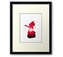 Tim Burton Queen of Hearts Framed Print