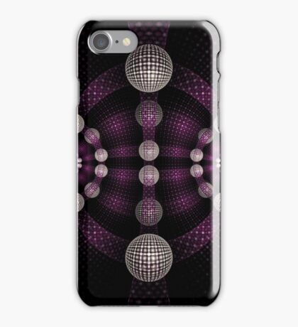Twin Portals iPhone Case/Skin